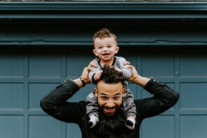 Ein guter Vater sein