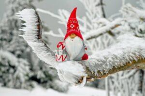 Der Nikolaus kommt – die Schuhe freuen sich